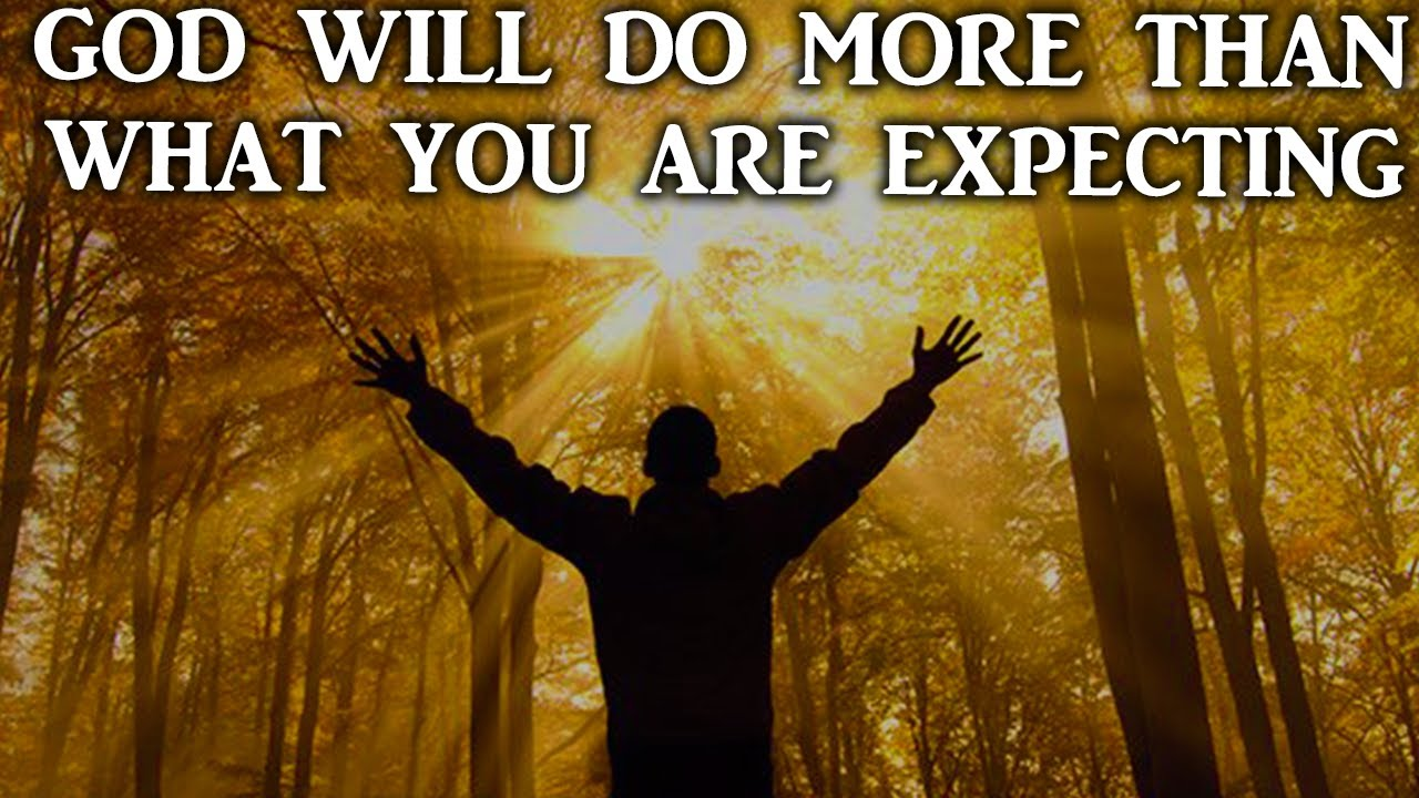 YOUR BEST DAYS ARE HERE GOD WILL MAKE THINGS HAPPEN - BEST MOTIVATIONAL VIDEO