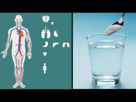 See What Happens to Your Body When You Drink Baking Soda in Water on an Empty Stomach