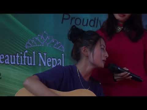 Miss & Mrs Beautiful Nepal Talent Round Organized by Dakshya Entertainment
