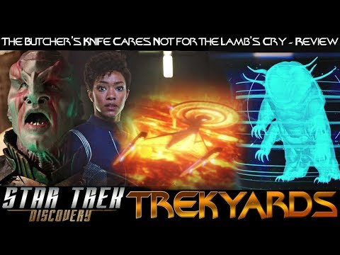 ST: Discovery S01E04 Spoiler Review/Analysis - Trekyards