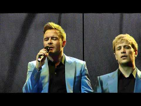 Westlife - Queen Of My Heart - Farewell Tour 2012