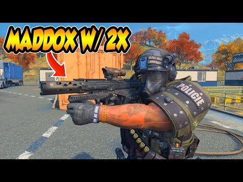 CoD BLACKOUT | THE MADDOX iS ACTUALLY GOOD NOW?!?!?! (DUO WiTH SiiMSSYY)