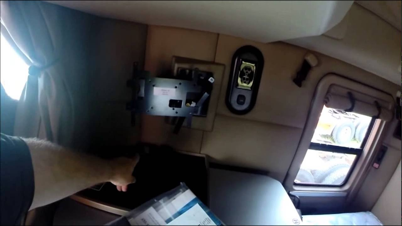 Interior Tour Celadon Canada S New Kenworths T680 S Youtube