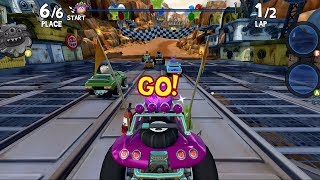 Beach Buggy Racing 2 on Steam Early Access | PC Game Play Teaser