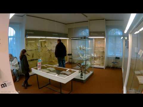 "Tier Hochschule Hannover "" Land ""  2016  :  Offene  Tür - Museum  ;  4  K  053"