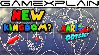 MAJOR Mario Region Discovered on Super Mario Odyssey's World Map
