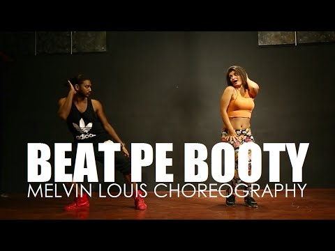 Beat Pe Booty  Melvin Louis Choreography