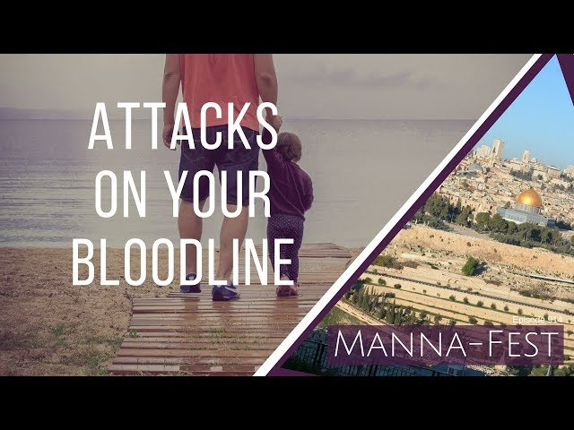 Evangelist Perry Stone:  Attacks On Your Bloodline