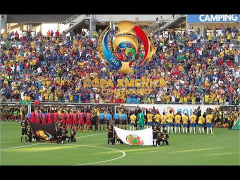 Brazil vs Haiti - Copa America Centenario - Cam highlights!