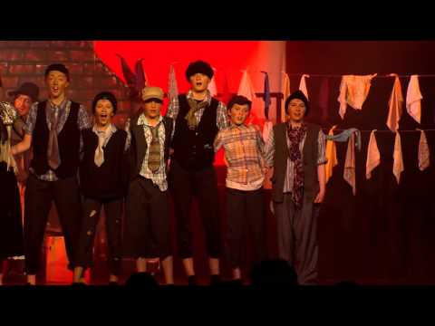 NCW Musical Society - Oliver - DVD Preview