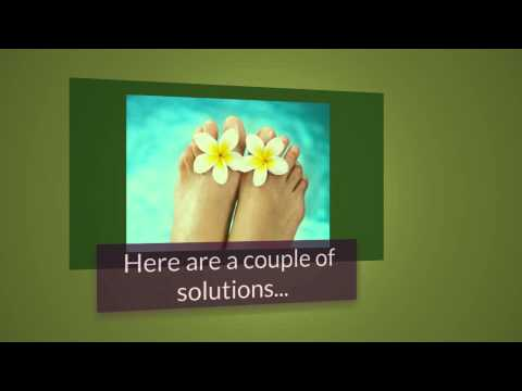 Emmi's Essentials Tea Tree Oil Video – How to Treat Athlete's Foot