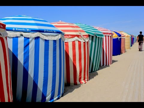 Trouville, the charming fishermen's village in Normandy