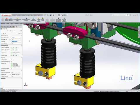 Tacton Design Automation für Solidworks