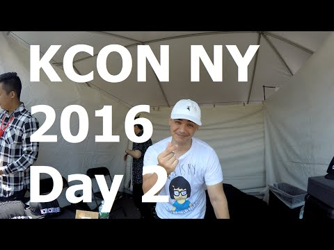 KCON 2016 New York #KCON16NY Day 2 Recap (w/ Red Carpet) BTS WAS ON FIRE!!