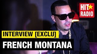 Interview Exclusive French Montana sur HIT RADIO