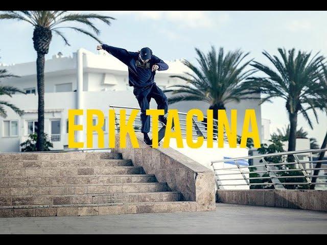 Erik Tacina Street Part