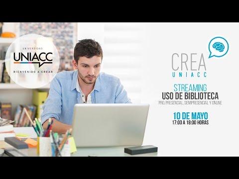 Uso del Portal CREA UNIACC