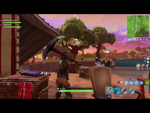 Fortnite Battle Royal 02 - MeZePower (Ain't this funny?)! / MeZePower