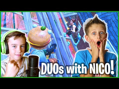 DUOs with NICO!