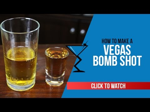 Vegas Bomb Drink Recipe