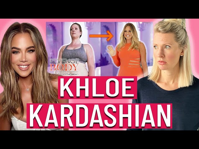 Dietitian Reacts to Khloe Kardashian's