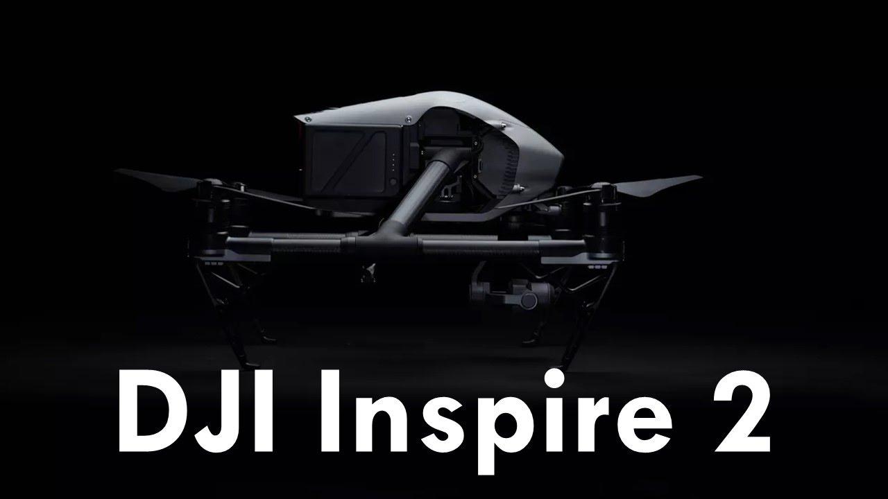 00fdbb11f12 DJI Inspire 2 Preview - YouTube