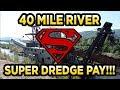 AlaskaDredgeMan 8lb Super Bag Gold Paydirt Review (eBay Seller)