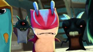 Slugterra: Return of the Elementals - Trailer