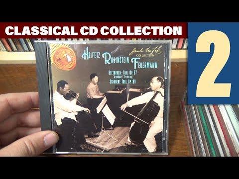 My Classical CD Collection, Vol. 2: Heifetz, Feuermann, Szigeti, Ricci, Menuhin, Piatigorsky..,
