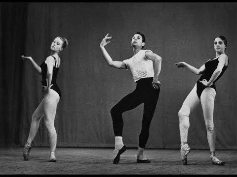 Balancine - The Four Temperaments - Dutch National Ballet 1962
