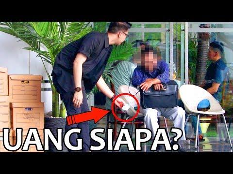 Tes Kejujuran INI UANG SIAPA? Social Experiment Indonesia.