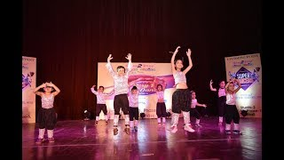 Jay-Jaykara | Baahubali 2 | Kids Dance Choreography | Stage Dance Performance By Kids | Dance Video