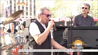 Deep Purple  Smoke On The Water  live on the NBC Today Show