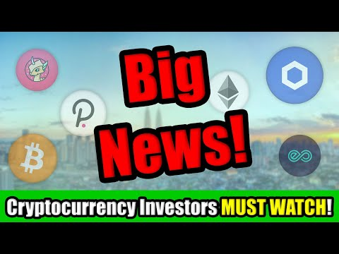 Big Things Happening in Cryptocurrency April 2021! | Best Altcoin Investment Opportunity RIGHT NOW