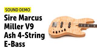 Sire Marcus Miller V9 Ash 4-String E-Bass