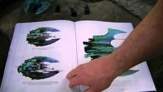 Eldar Color Scheme advice needed- Blue Table Painting