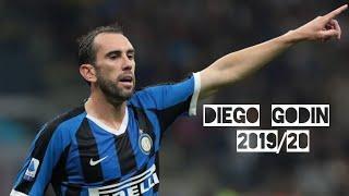 Diego Godin ● 2019/20 ● Best Defensive Skills Ever ● Inter Debut🔵⚫