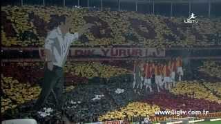 """Galatasaray 3D choreography """"The Way"""" (For Fatih Terim, Galatasaray - Besiktas )"""