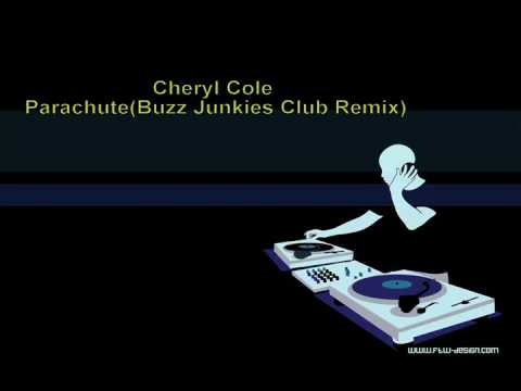 Cheryl Cole - Parachute(Buzz Junkies Club Remix) [HQ Stereo Sound] 2010