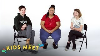 Kids Meet a Death Row Exoneree | Kids Meet | HiHo Kids