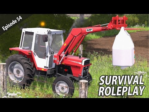 DENNIS IS ILL | Survival Roleplay | Episode 54 thumbnail