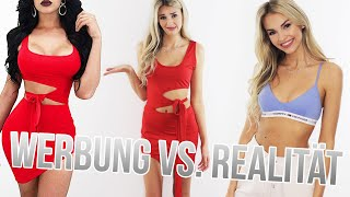 Werbung vs Realität 😳 Billige & teure Kleidung auf AMAZON kaufen! | XLAETA