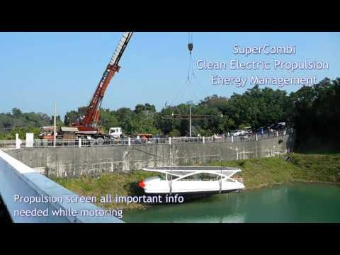 Clean Electric Propulsion Energy Management