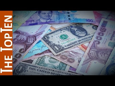 The Top Ten Most Beautiful Currencies in the World (Part 1)