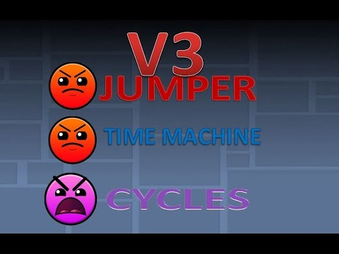 v3; Jumper, Time Machine, Cycles, by MazeMaster00 (meh)