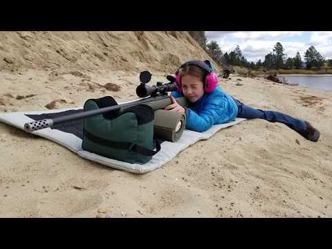 Little Girls First Deer Hunt