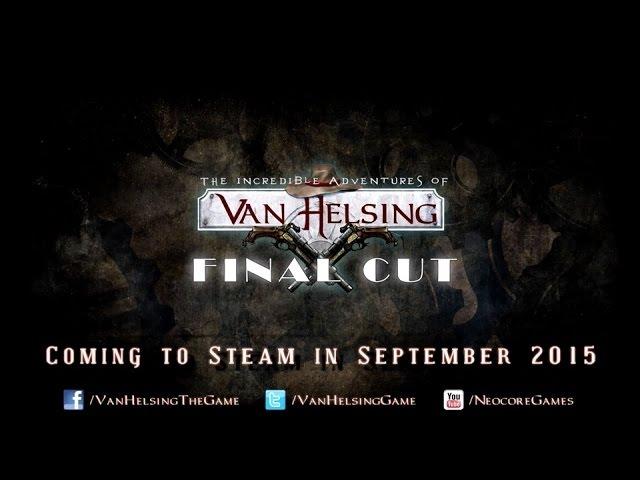 The Incredible Adventures of Van Helsing: Final Cut (видео)