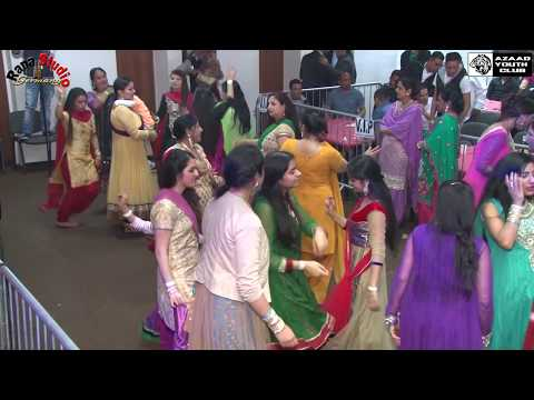 Vaisakhi Event Girl & Boys Dance,Bhangra (AYCG) Video By Rana Studio Germany