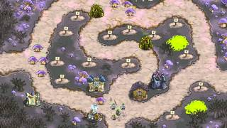 Kingdom Rush - FUNGAL FOREST [veteran] [campaign]