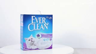Наполнитель для кошачьего туалета EVER CLEAN Lavender